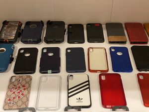 iPhone X or Xs Cases for Sale in St. Petersburg, FL
