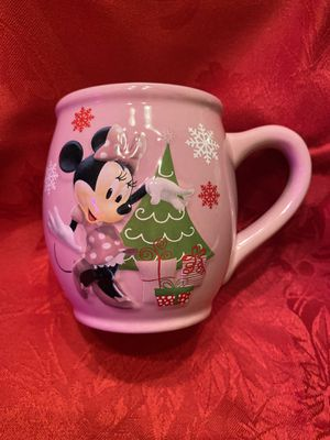 Mickey and Minnie Christmas mugs for Sale in Turlock, CA