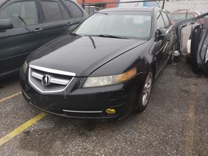 2006 Acura tl PARA PARTES for Sale in Hyattsville, MD