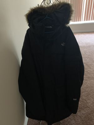 Size 4X men (The North Face) 550..Paid $350 sale price ) selling it for $200 firm) POLO Windbreaker..4X $60 with hoody for Sale in District Heights, MD
