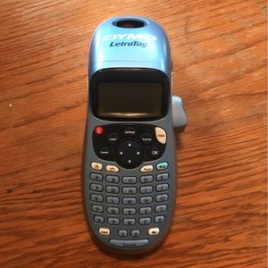 Dymo LetraTag Label Maker for Sale in Manchester, CT