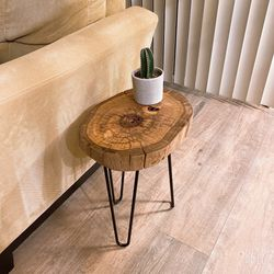 Live Edge End Table for Sale in Upland,  CA
