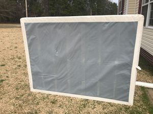 Queen size box springs for Sale in Sanford, NC