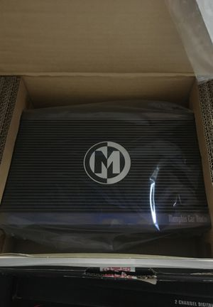 Memphis amplifier for Sale in Los Angeles, CA