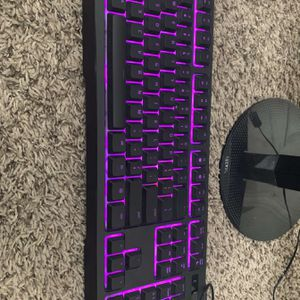 Keyboard And Monitor for Sale in Aurora, CO
