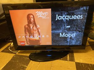 """32"""" Samsung flatscreen TV great working condition for Sale in Capitol Heights, MD"""