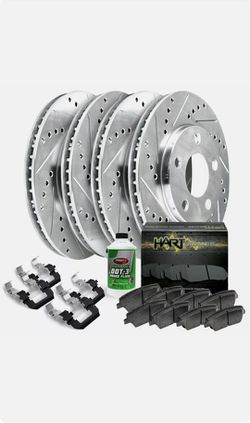 Full Brake Kit For 2000-2001 Nissan Maxima for Sale in Chicago,  IL