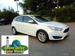 2018 Ford Focus for Sale in Virginia Beach, VA