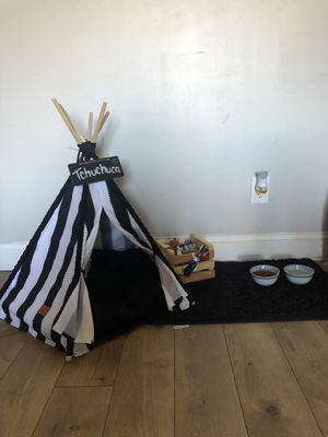 Adorable Dog Teepee for Sale in Gaithersburg, MD