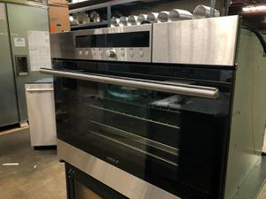 Wolf 24-inch Steam Convection Oven & Microwave for Sale in Great Falls, VA