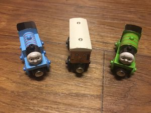 Thomas And Friends Wooden Railway Starter Set for Sale in Englewood, CO