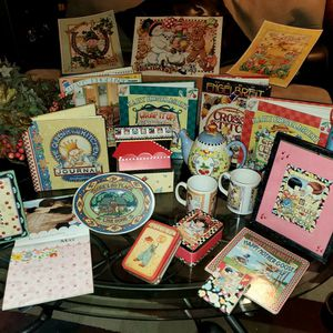 A 'LOT' of MARY Engelbreit Goodies for Sale in Arlington, TX