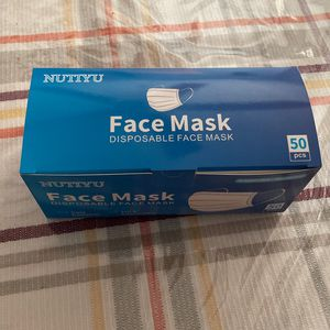 50 Disposable Face Masks for Sale in Hacienda Heights, CA