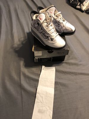 Air Jordan dub zeros from 2008 brand new for Sale in Tampa, FL