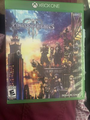 Kingdom Hearts 3 Xbox for Sale in Stone Mountain, GA