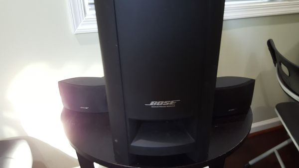 BOSE CineMate series II CineMate GS series II, Digital Home Theater speaker system