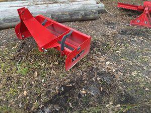 4' king kutter box blade bb-48-rr for Sale in Zephyrhills, FL