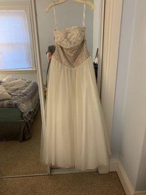 David's Bridal Dress for Sale in Coraopolis, PA