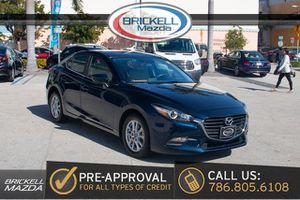 2017 Mazda Mazda3 4-Door for Sale in Miami, FL