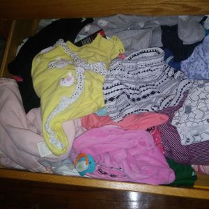 Baby Girl Clothes Different Sizes From 3-9 Months for Sale in Quincy, MA