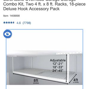 overhead rack for Sale in Puyallup, WA