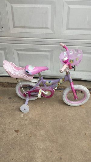 "12 "" Princess Girls Bike for Sale in Houston, TX"