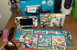 Nintendo Wii U LOT for Sale in Ellicott City, MD