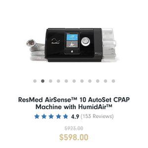 Brand New!!!! CPAP machine 10 Autoset for Sale in Honolulu, HI