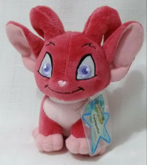 Series 5 Red Acara KeyQuest Virtual Code Plush Neopets Doll JakksPacific for Sale in Homestead, FL