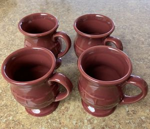 Longaberger Woven Traditions Paprika Mug for Sale in Concord, CA