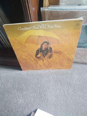 Claudine- Run Wild, Run Free vinyl for Sale in West Jordan, UT