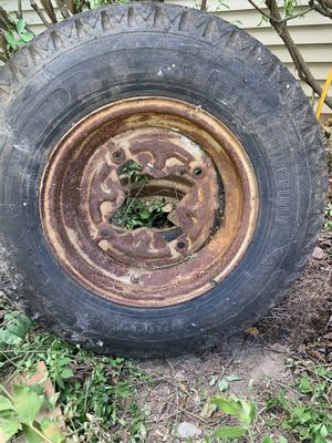Trailer rimes and tires for Sale in Woodbridge, VA