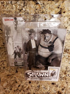 Spawn Sam & Twitch Series 25 Figures for Sale in Saint Charles, MO