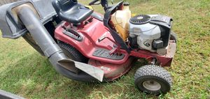 White Outdoor 42 riding lawn mower for Sale in Portsmouth, VA