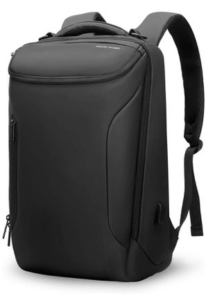 Brand New 17.3 Business Backpack Waterproof laptop Backpack for School Travel Work Flight Fits 17.3 Laptop With USB Port,30L Carry On for Sale in Hayward, CA