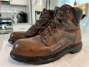 ***Red Wing Steel Toe Work Boots 🥾- Made in USA 🇺🇸**** for Sale in Virginia Beach, VA