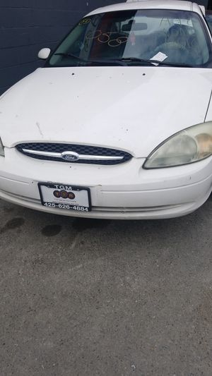 Ford taurus for Sale in Seattle, WA