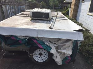 Coachman 12x24 pop up camper loaded. 1995 co230 for Sale in Tampa, FL
