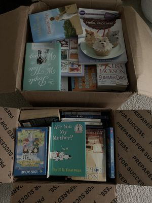 Lot of books over 30 books!! for Sale in MD, US