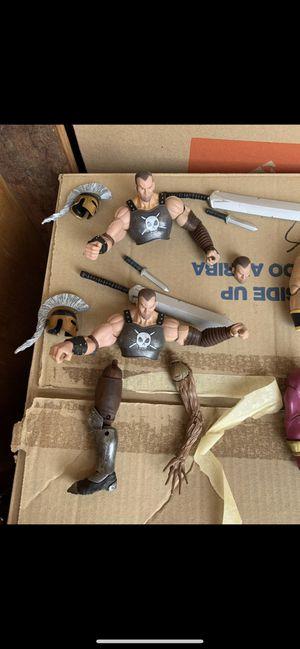Marvel legends baf Lot ares for Sale in Fresno, CA