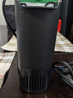 Internal Water Pump With Filter For Aquarium for Sale in Falls Church,  VA