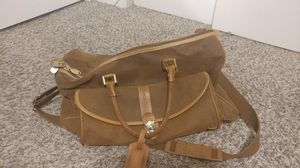 Tan Protocol Duffle Travel Bag for Sale in Norman, OK