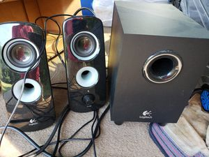 Logitech computer speakers for Sale in Pickens, SC