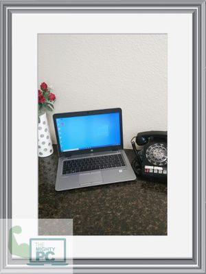HP Elitebook 840 G3 i5 6th generation. 14 inches. 8gb ram and 256SSD. Been in business since 2010. for Sale in Chandler, AZ