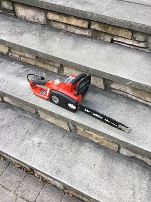 Homelite electric chainsaw for Sale in Concord, MA