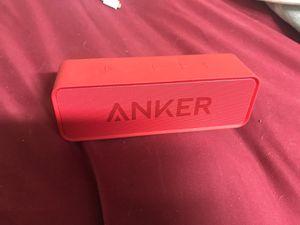 Anker Bluetooth speaker for Sale in Littleton, CO