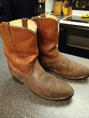 DOUBLE H WORK BOOTS 55 for Sale in Greensboro, NC