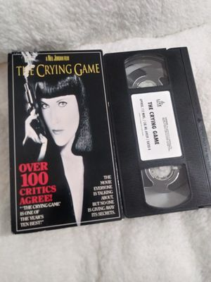 The Crying Game (VHS, 1993) for Sale in Princeton, FL