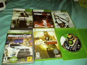 Xbox 360 game's for Sale in St. Louis, MO