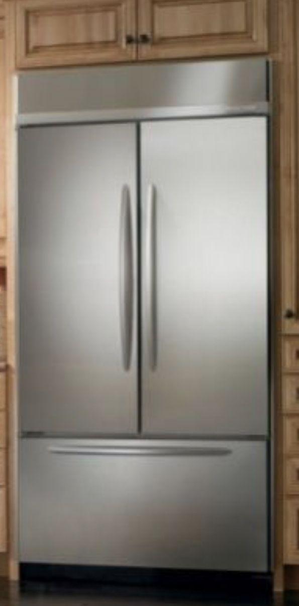 """42"""" Built-in KitchenAid refrigerator, architectural"""